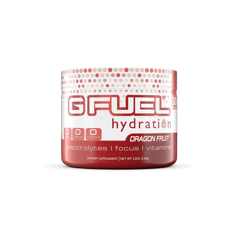 G FUEL Hydration – Dragon Fruit Tub