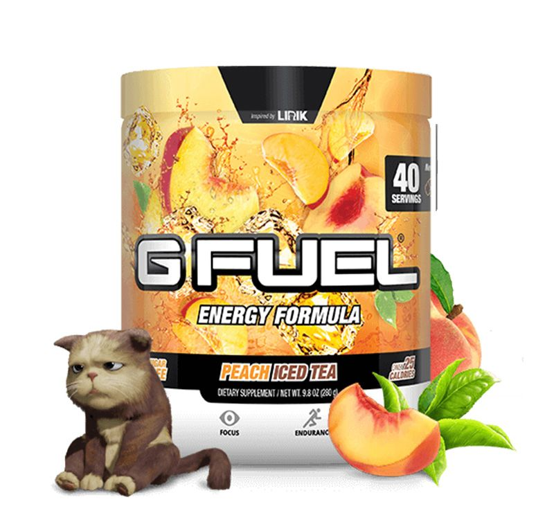 GFUEL – Peach Iced Tea
