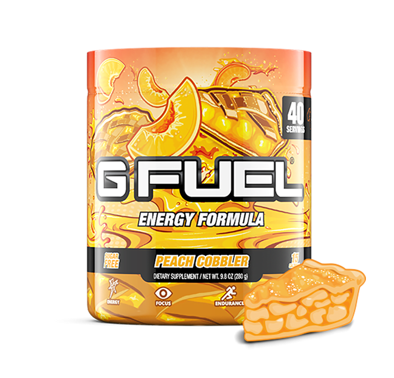 GFuel – Peach Cobbler Limited Edition